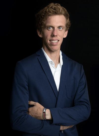 Nicolas Rohrbasser, expert digital