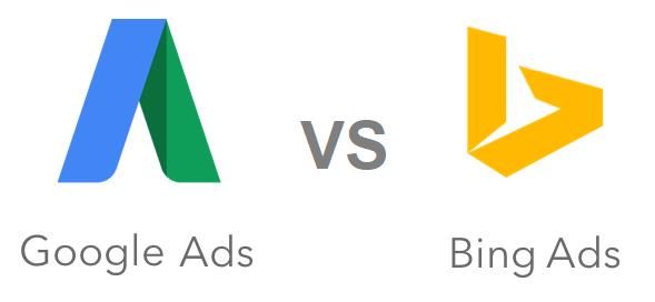 Google Ads et Bing Ads, les outils du SEA