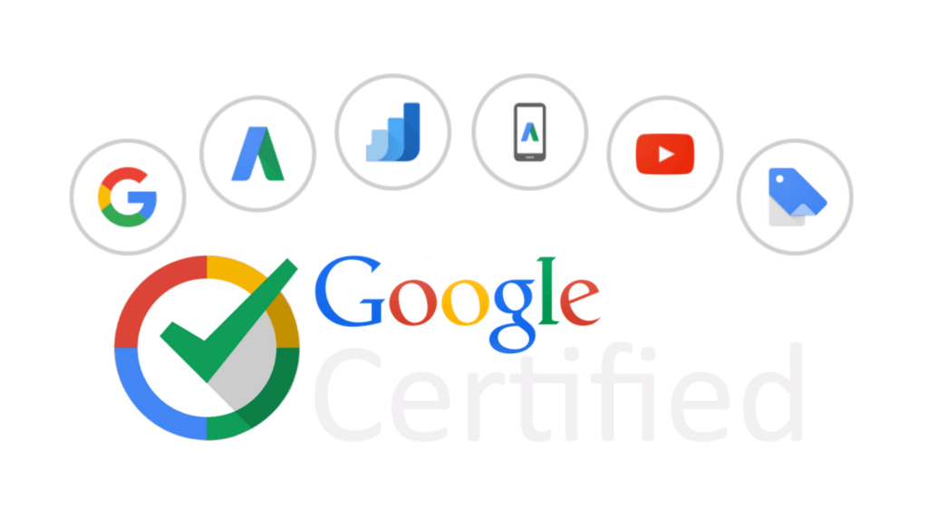 Des formations en marketing digital certifiées par Google