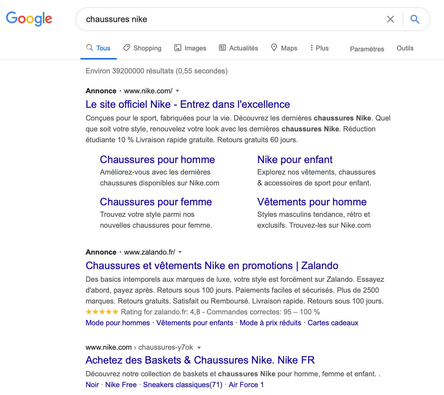 nos conseils pour être premier sur Google gratuitement